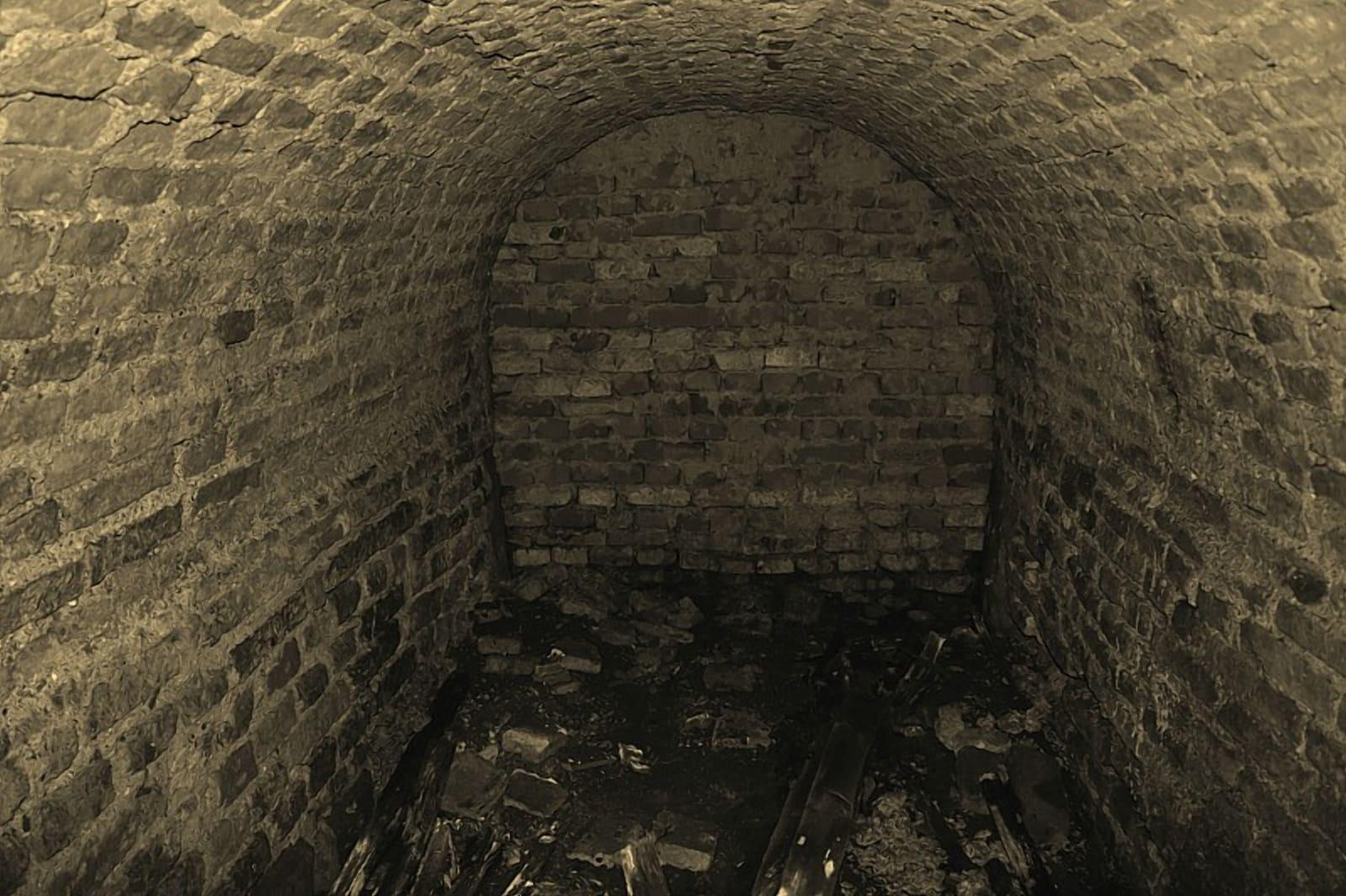 Все обнаруженные подземные коммуникации сейчас перекрыты