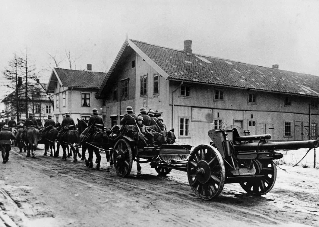 Немецкий конный артиллерийский полк
