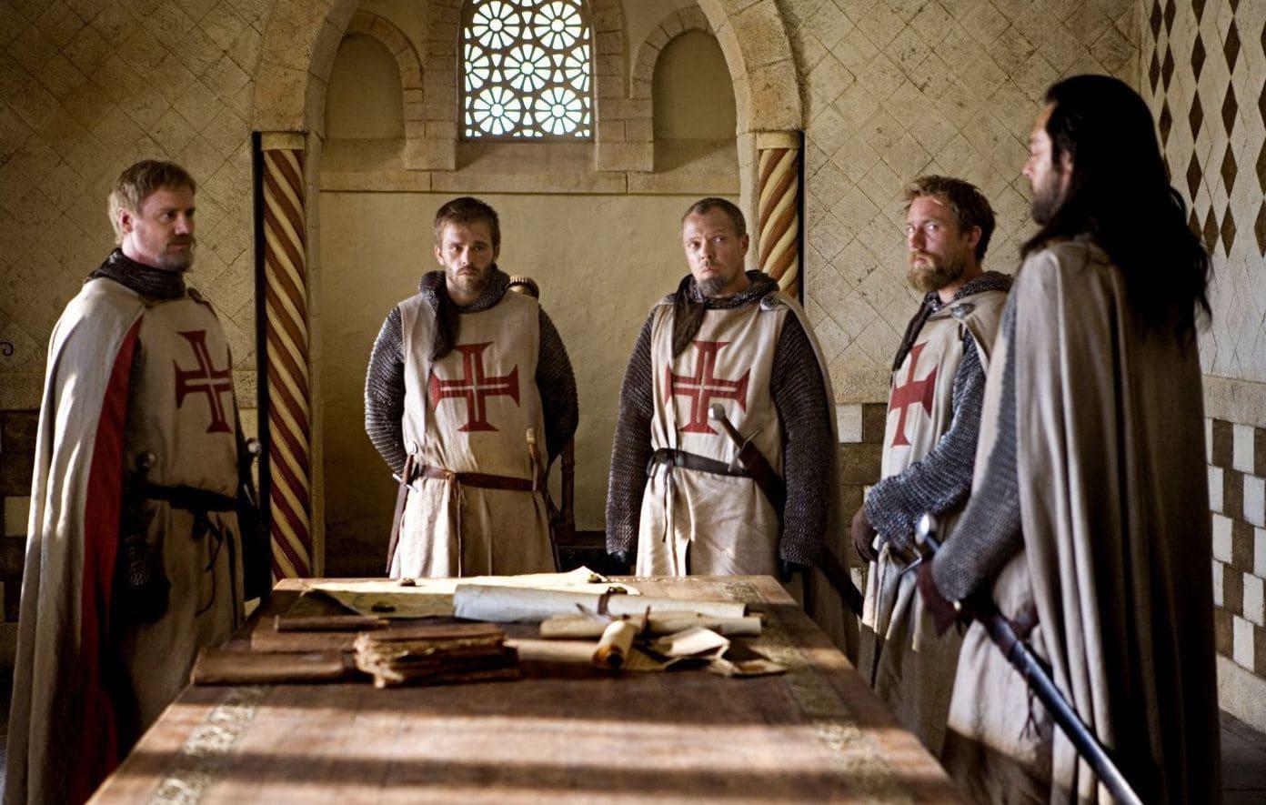 Рыцарям из Рогволодова рода было доверено командовать отрядом