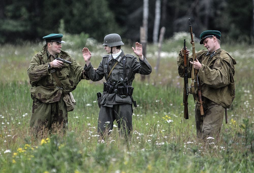 Брестские пограничники выводились в тыл для создания особой группы НКВД