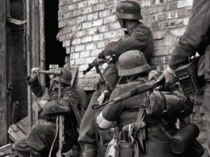 Городских боев в центре Бреста практически не было