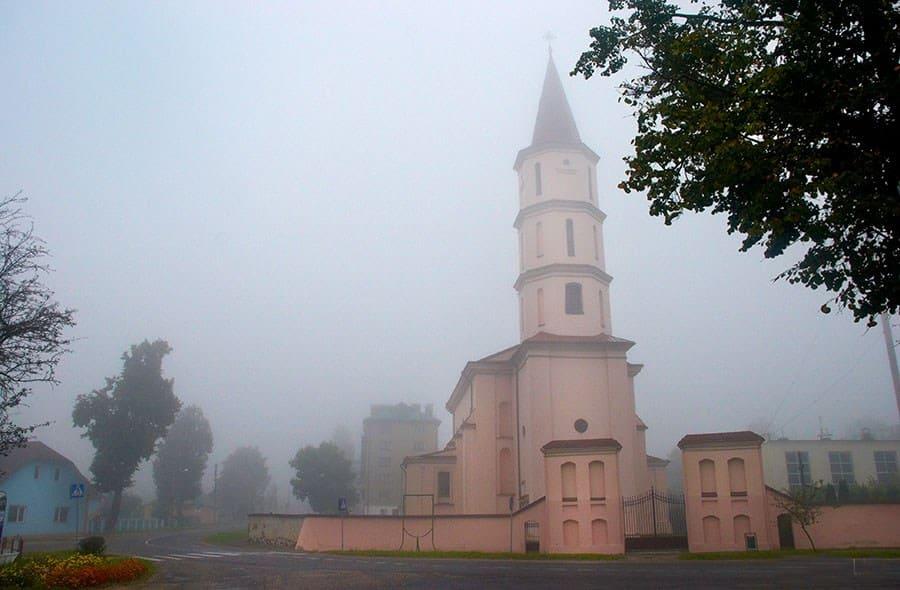 Ружанский костел вышедший из тени веков