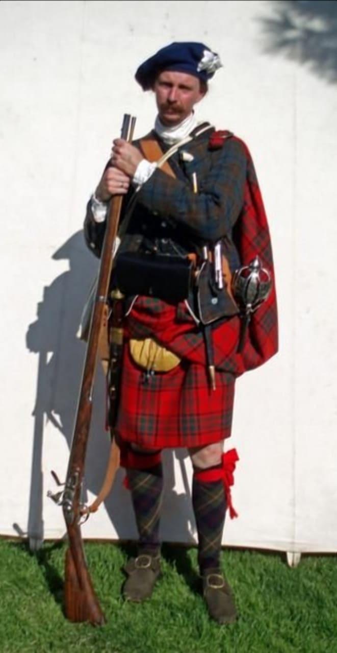 Шотландские офицеры ставили караульную службу в замках ВКЛ