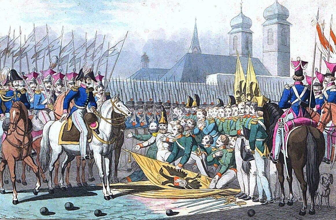 Восстание 1831 года было подавлено