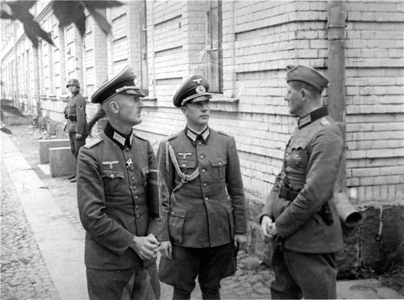 Немцы быстро разобрались в оставленных списках
