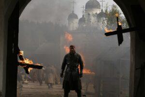 Огонь и разрушения несли казачьи банды