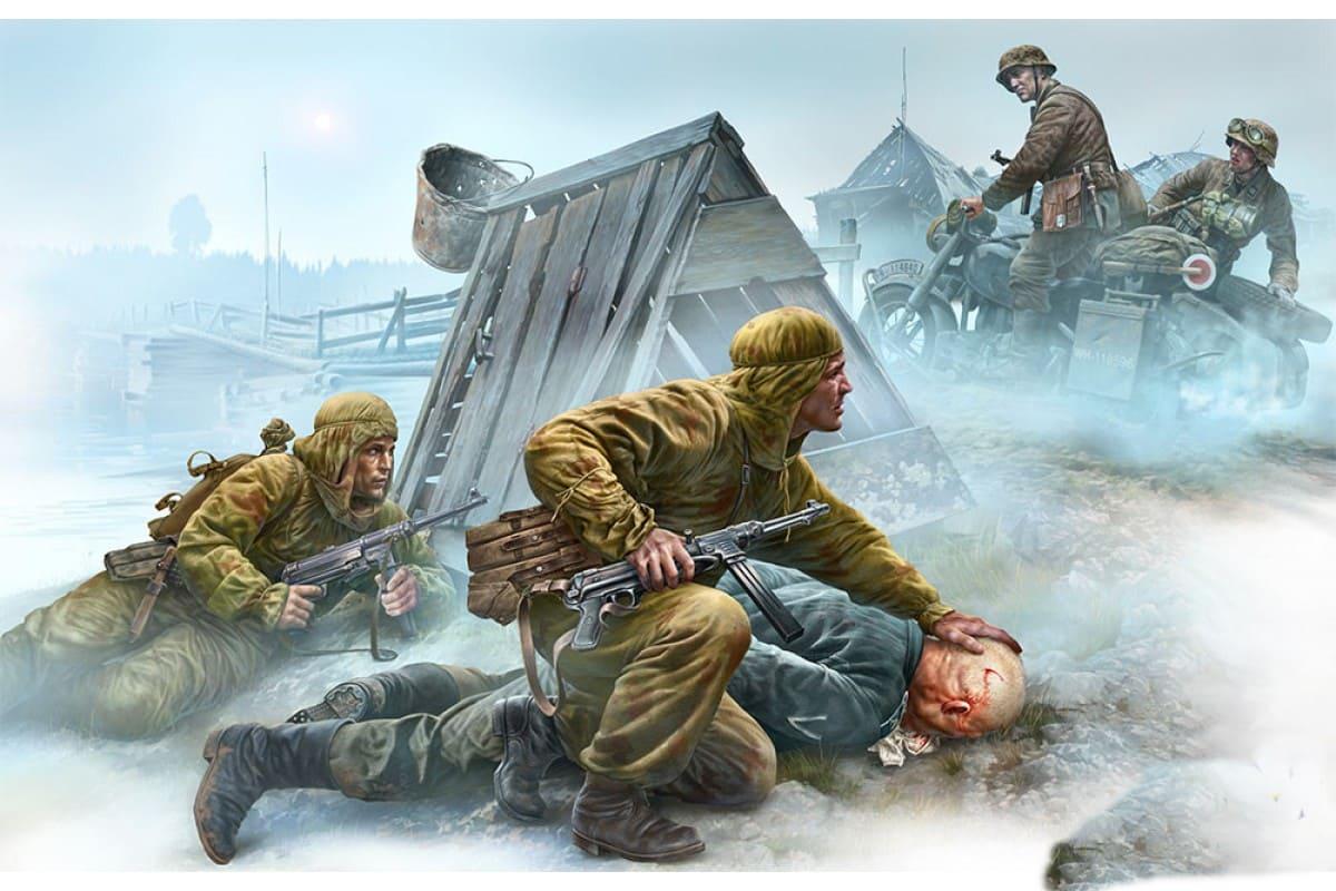 Особая группа спецназа ПВ НКВД