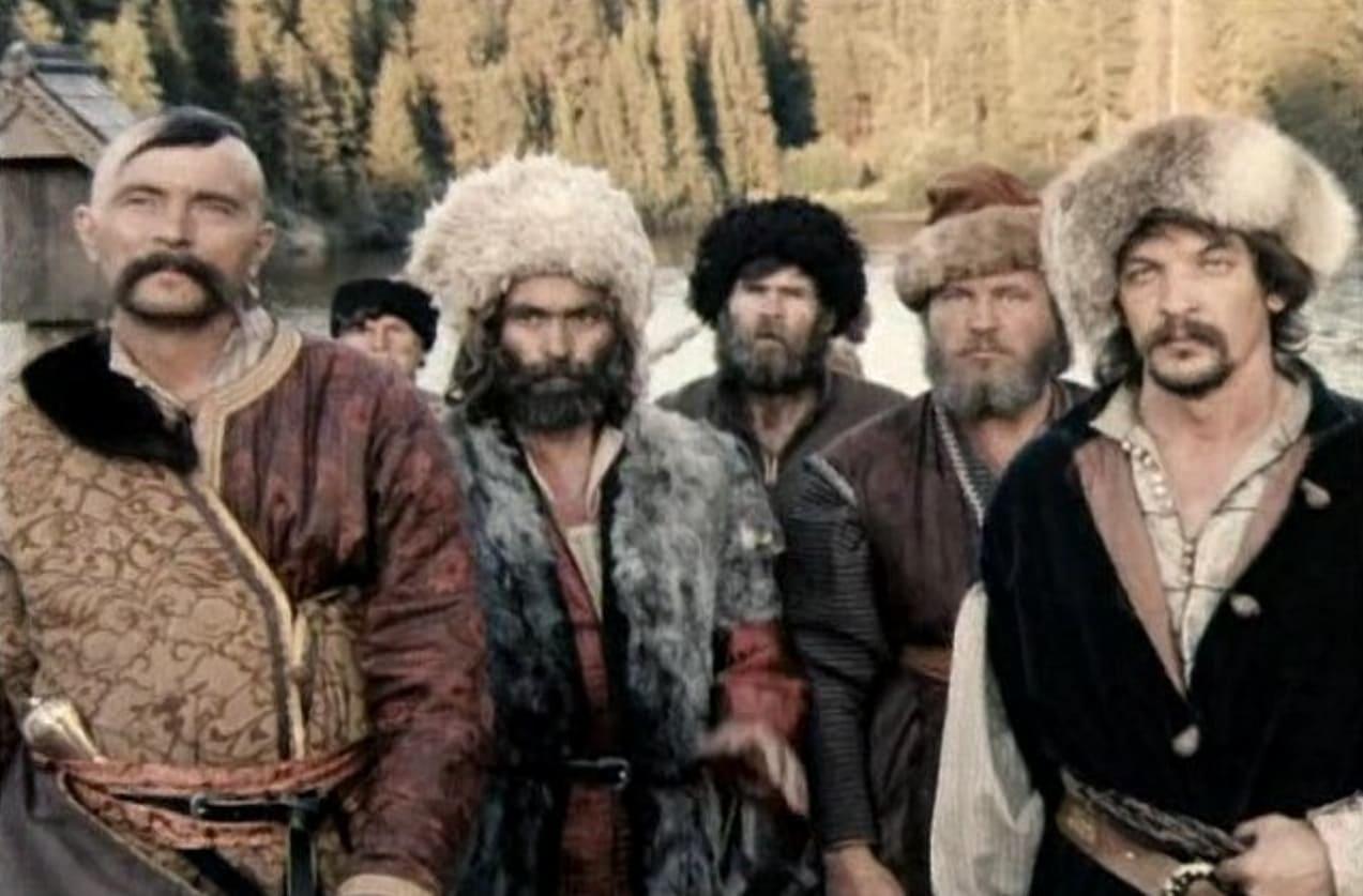 Казачьи отряды были очень разношерстны