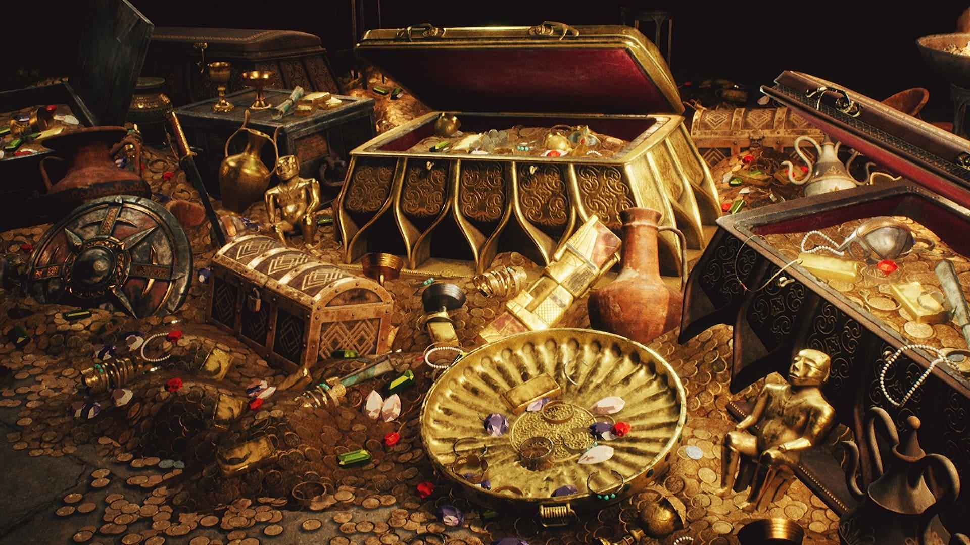Огромные сокровища требовалось доставить на край Европы