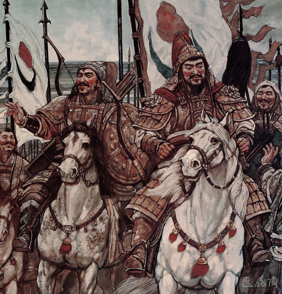 Конный корпус Ногая был серьезной силой в Восточной Европе