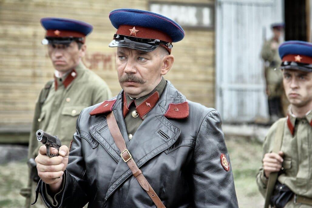 НКВД имело претензии к полковнику Кононову.