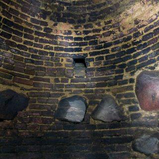 Подземелья Гольшанского замка