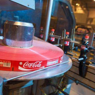 Производство Кока-Колы
