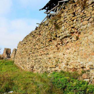 В Кревском замке начата реставрация
