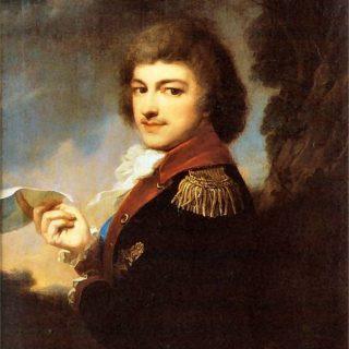 Князь Михаил Клеофас Огинского