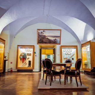 Экспозиции Нового замка