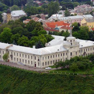 Гродненский Новый замок