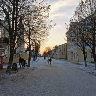 Уютный Пинск