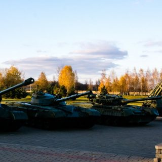 Выставка военной техники