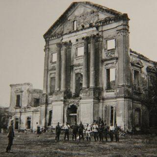 Ружаны во время немецкой оккупации
