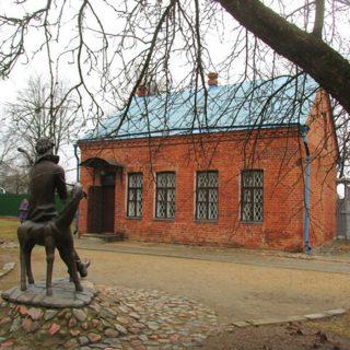Дом где вырос Шагал