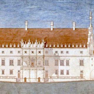 Королевский дворец в Гродненском замке