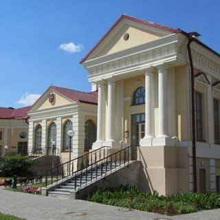 Пинск дворец пинского старосты Бутримовича