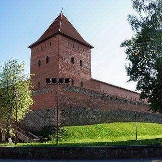 Неприступный замок в Лиде