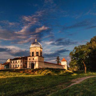 Любчанский замок ждет туристов
