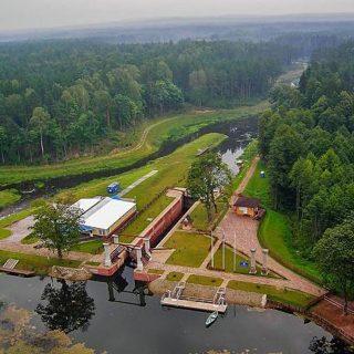 Августовский канал для туристов