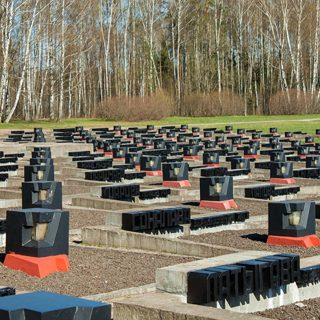 Хатынь кладбище деревень