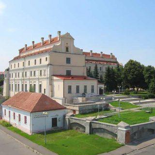 Пинск коллегиум иезуитов