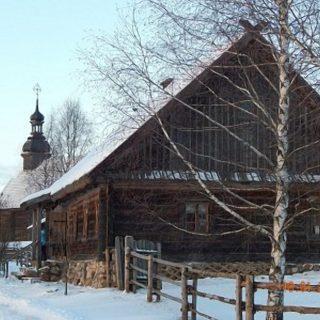 Строчицы музей деревянного творчества