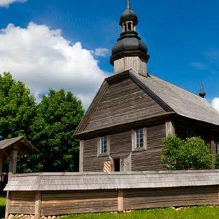 Строчицы музей деревянной архитектуры