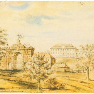Ружаны рисунок 19 века