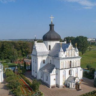 Панорама Свято-Никольского монастыря