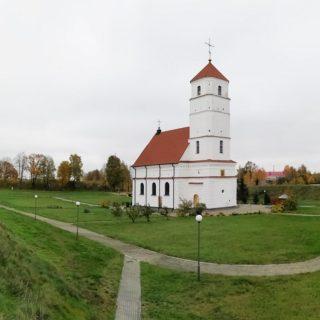 Кальвинистский собор Заславля