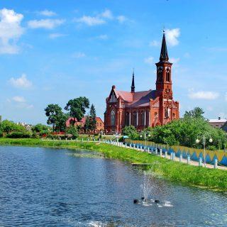Мядель - столица Нарочанского парка