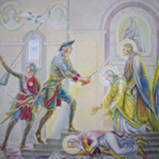 Полоцкая трагедия 1705 года