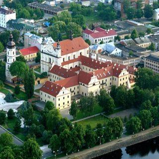Монастырь францисканцев в Пинске