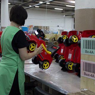Фабрика игрушек Полесье