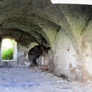 В Быховском замке
