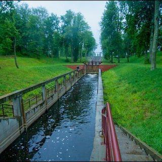 Августовский канал, природа