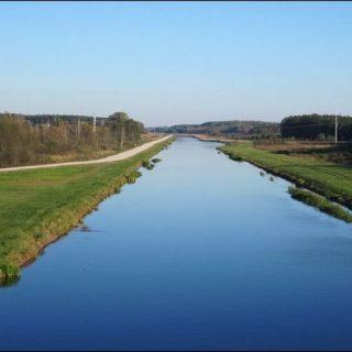 Августовский канал фото