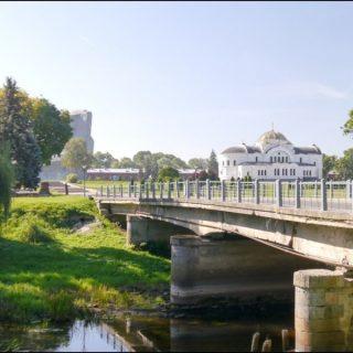 Мост через ров