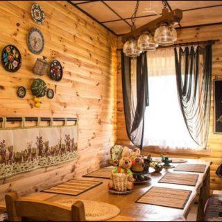 Беловежская пуща, кафе
