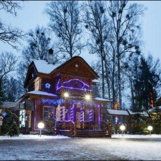 Резиденция Белорусского Деда Мороза