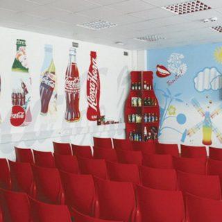 Завод Coca-Cola, конференц-зал