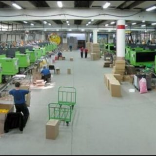 Фабрика Полесье