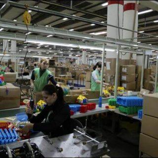 Фабрика Полесье, производственный процесс